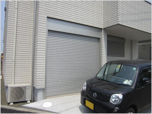 東京都板橋区A様邸「ビルトインパック電動式」お届けしました。