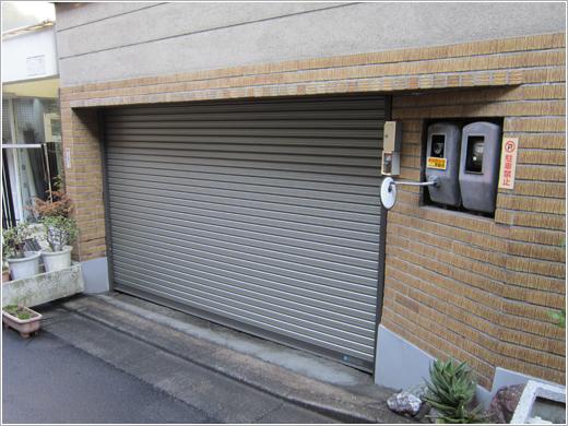 東京都渋谷区M様邸「エスプリ防火設備仕様」電動式お届けしました。