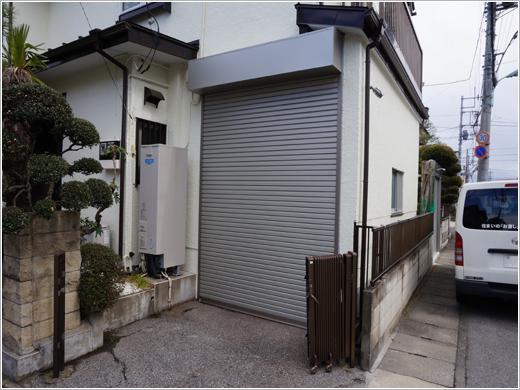 埼玉県越谷市H様邸「エスプリスタンダードタイプ電動式」お届けしました。