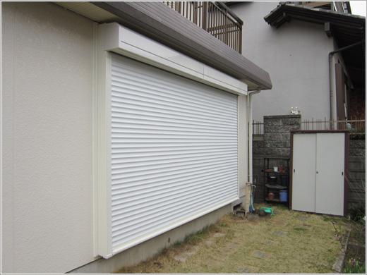 茨城県N様邸へ、マドマスターワイドお届けしました。