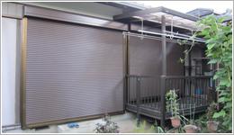 埼玉県北本市O様邸「スタンダードマドシャッター電動式」お届けしました。
