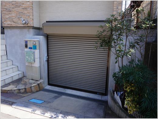 東京都板橋区K様邸「ゲートパック電動式」お届けしました。