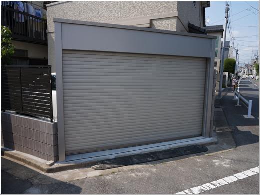 世田谷区S様邸「ゲートパック小町様電動スタンダードタイプ」お届けしました。
