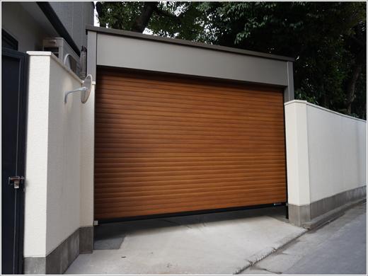 東京都北区S様邸「ゲートパック小町様スタンダードオーダーフィルム仕様」お届けしました。