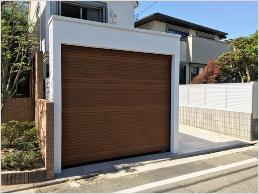 東京都目黒区T様邸「ゲートパック小町様スタンダードオーダーフィルム仕様」お届けしました。